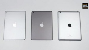 New iPad 5 In Space Gray Appears On Video