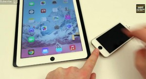 iPad 5 To Come With Fingerprint Sensor (Video)