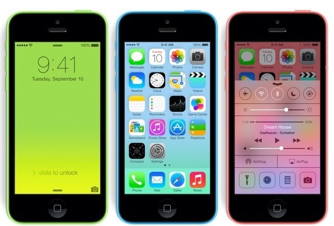 Apple Boosts iPhone 5S Production, iPhone 5C Reduced by 35 Percent