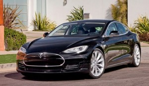 Tesla and AT&T Tie up for in Car Data Service
