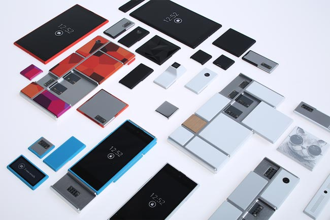 Motorola Project Ara, Open, Modular Smartphones Announced