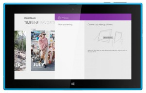 Nokia Lumia 2520 Windows Tablet In Action (Video)