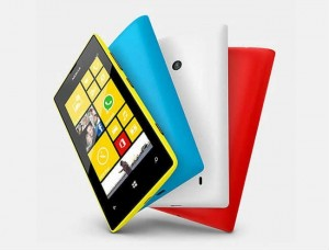 Nokia Lumia 520 Available for £63 as Pay As You Go on Phones4u