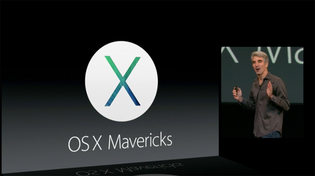 OS Mavericks