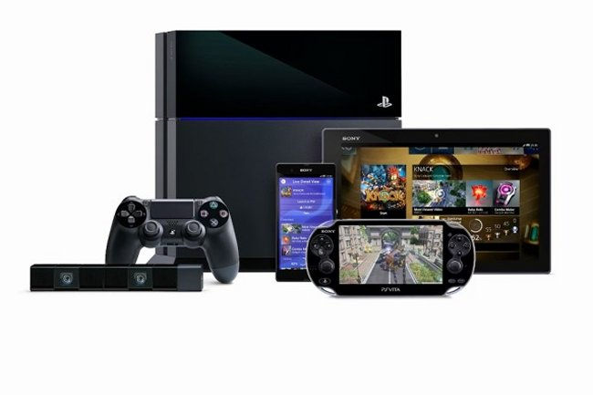 PlayStation 4: No DLNA support, CD or MP3 playback