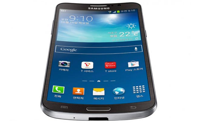 Samsung Galaxy Round TV Advert Gives Us A Quick Look At This Curved Smartphone