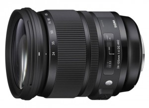 Sigma 24-105 mm F4 DG OS HSM Lens Ships Next Month for $899