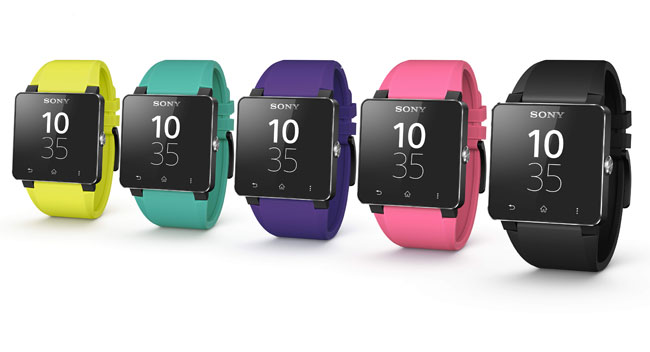 Sony Improved the Performance of the Smartwatch 2