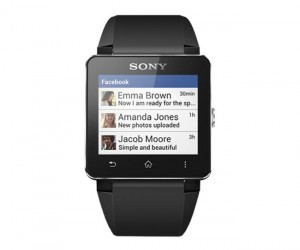 Sony SmartWatch 2 Launched In The US