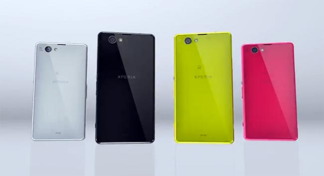 Sony Xperia Z1 Mini