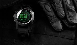 Garmin Tactix GPS Watch Is Designed to Meet the Needs of Law Enforcement