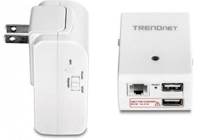 Trendnet TEW-714TRU Wireless Travel Router Makes Wireless Networking on the Go Easy