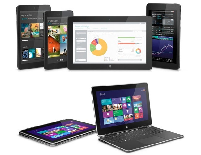 Dell Venue 8 Pro and XPS 15 Available for Sale