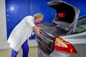 Volvo Develops Carbon Fiber Car Body Panels With Nano Batteries