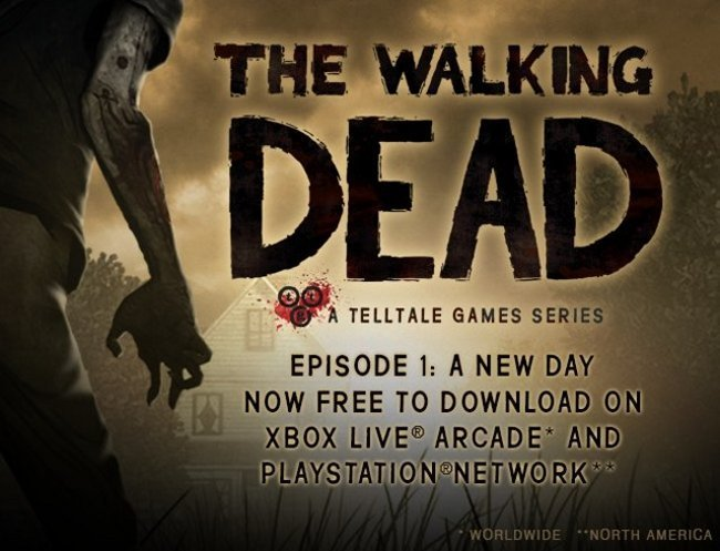 walking dead game