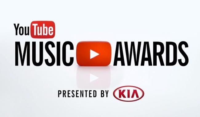youtube music awards
