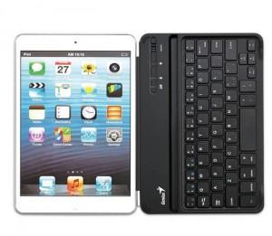 Genius LuxePad i9010 Bluetooth Keyboard Makes Typing on the iPad Mini Easier