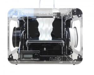 Airwolf 3D AW3D HD New Larger Desktop 3D Printer Unveiled