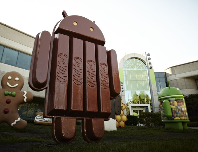 Android 4.4 kit kat update