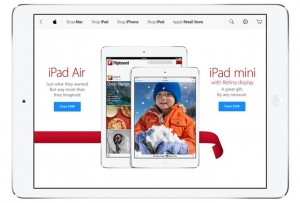 Apple Store For iPad App Launches