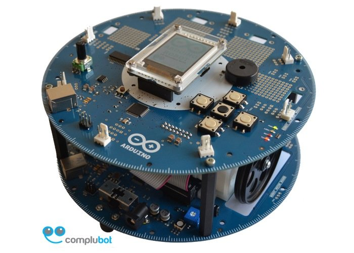 Arduino robot projects functions and features explained