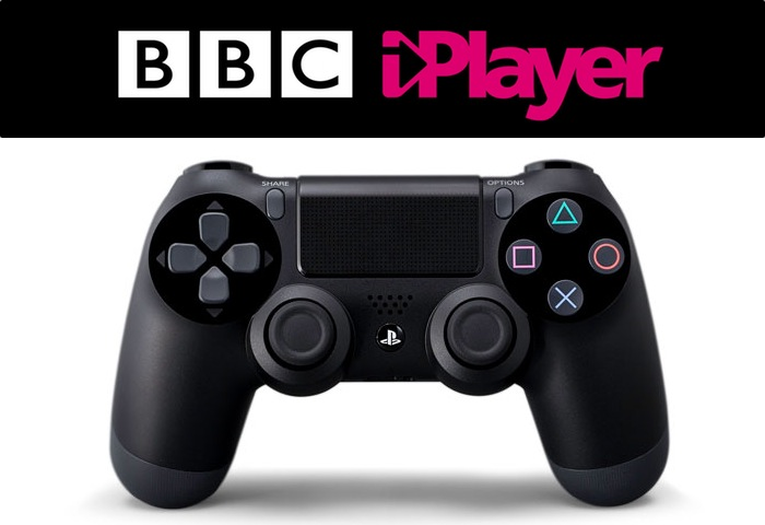 BBC iPlayer PS4