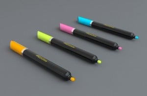 BeeStylus NFC Enabled Tablet Stylus Launches On Indiegogo (video)