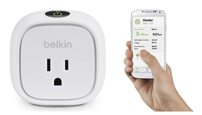 Belkin WeMo Insight Switch Enables Smartphone Controlled Home Automation From $60 (video)