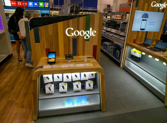 Best Buy Nexus 5