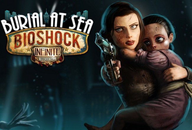 BioShock Infinite Burial at Sea Launch Trailer
