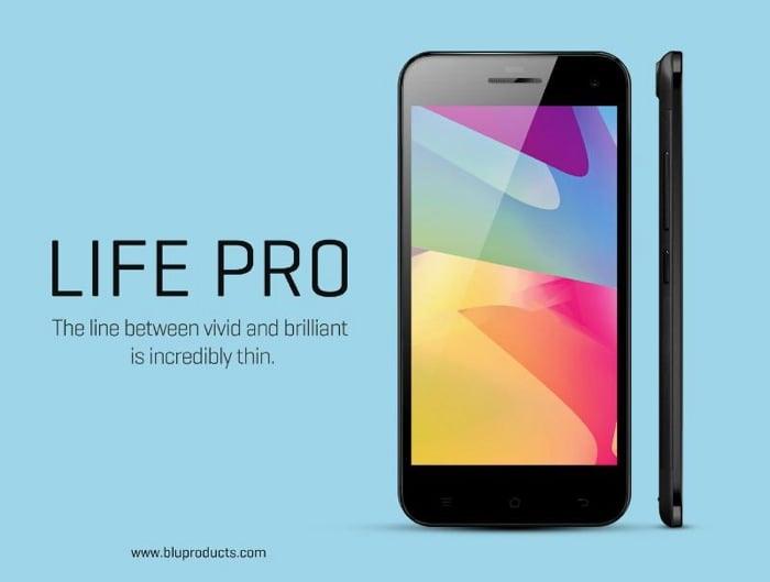 Blu Life Pro