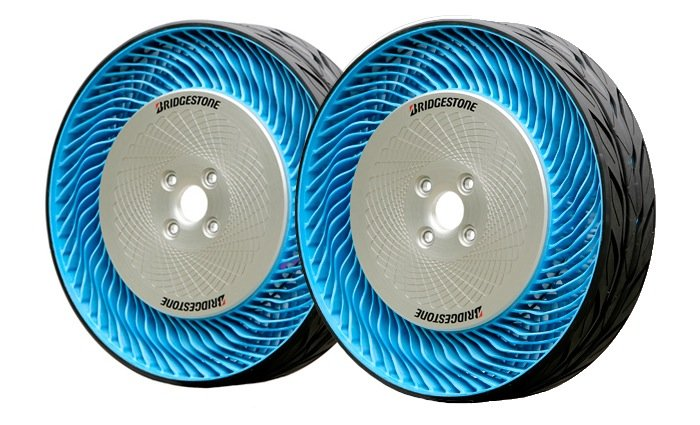 Bridgestone Airless-Tires