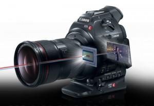 Canon EOS C100 Continuous Autofocus Factory Upgrade Announced