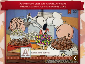 """A Charlie Brown Thanksgiving"" Android-Style"