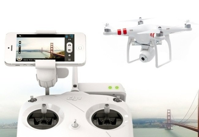 DJI Phantom 2 Quadcopter