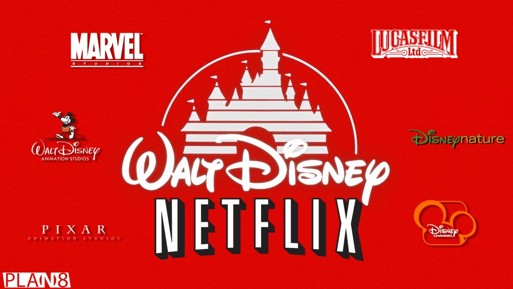 Disney Marvel Netflix