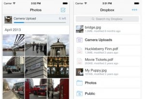 Dropbox iOS Update Brings New Cleaner Design And Features