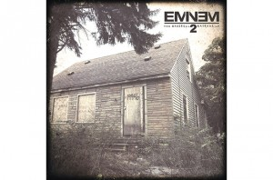 Eminem's MMLP 2 Goes Platinum