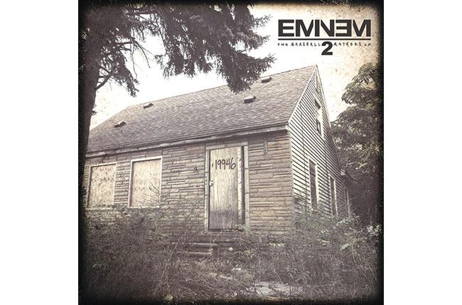 Eminem MMLP 2