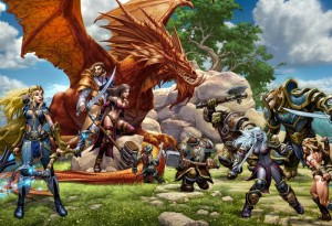 EverQuest Next Landmark Gameplay And Castle Building (video)