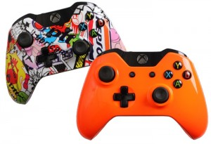 Custom Evil Controllers For Xbox One And PlayStation 4 Now Available