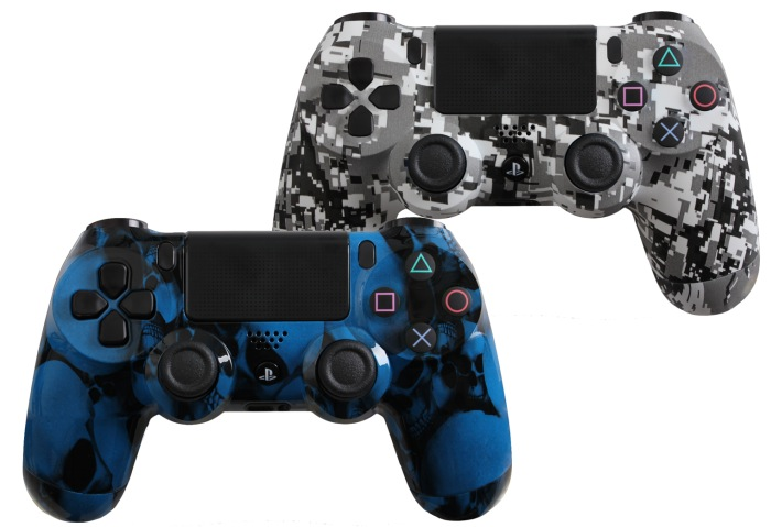 how to change ps4 controller sensitivity