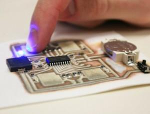 Ex1 PCB 3D Printer Simplifies Circuit Board Prototyping (video)