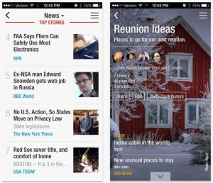 Flipboard iOS App Updated With Performance And User Interface Enhancements
