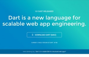 Google Dart SDK 1.0 Released To Replace Javascript in Web Development