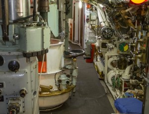 Google Street View Tours The Inside Of The HMS Ocelot Submarine