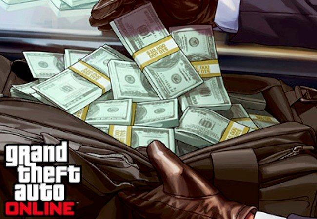 Grand Theft Auto Online Stimulus Package