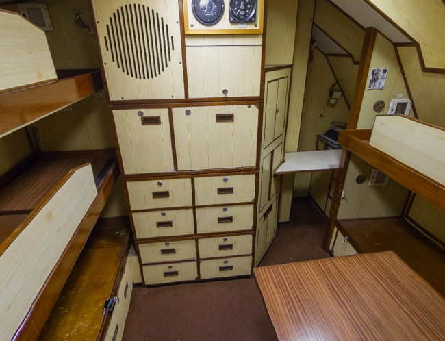 HMS Ocelot Submarine