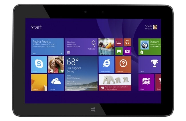 HP Omni 10 Windows Tablet