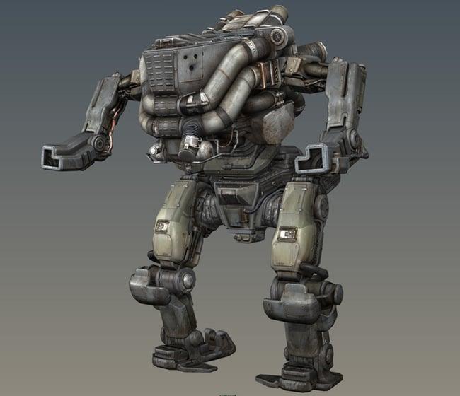 Hawken Predator